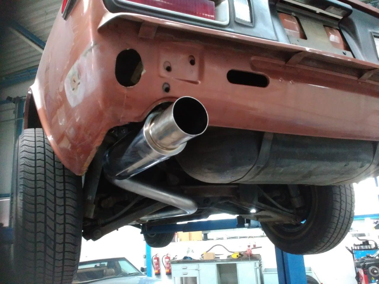 Datsun zadní