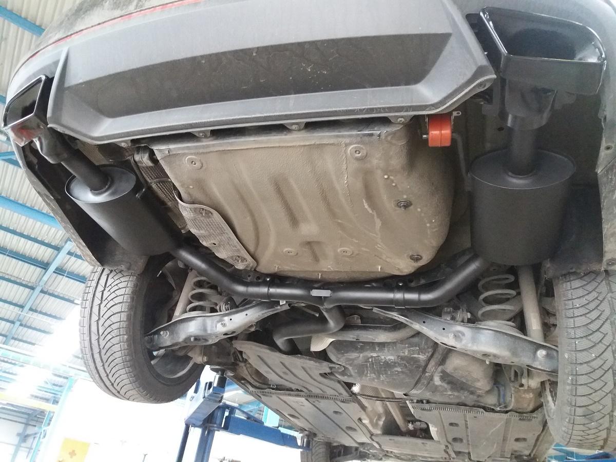 RS TDi 135 kW