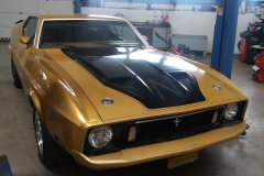 Ford Mustang Mach 1 4,6L V8