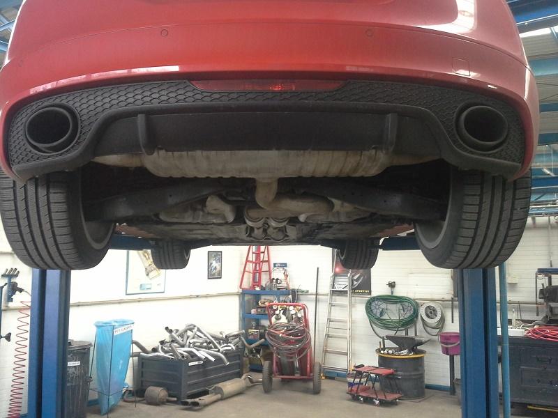 Audi TT R